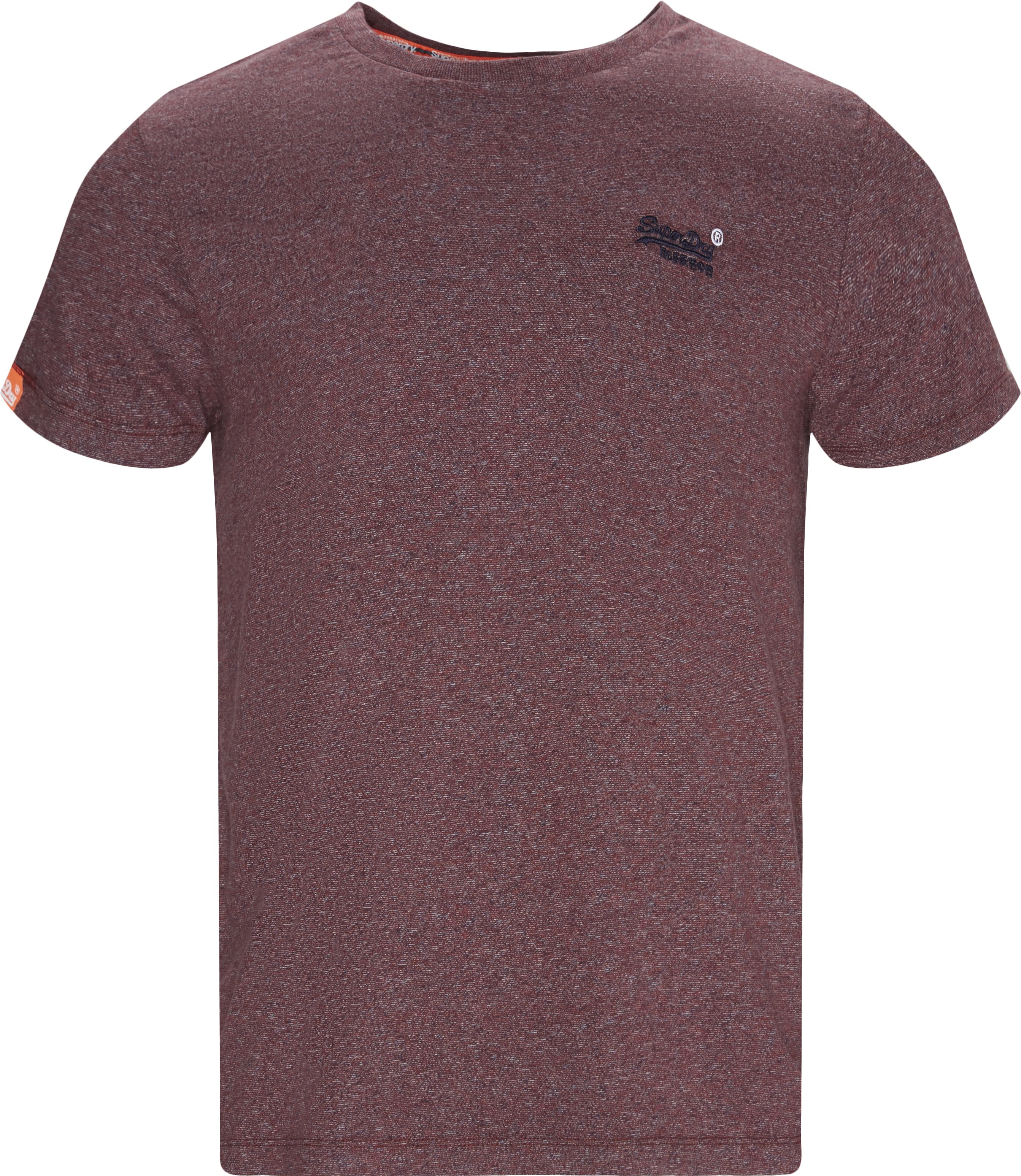 M10000 Tee - T-shirts - Regular - BORDEAUX